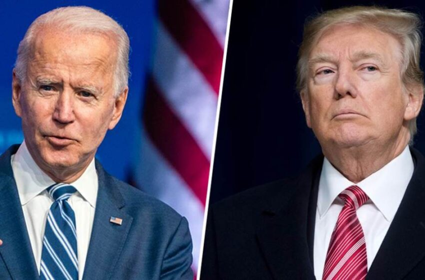 President Trump Finally Reveals What He Wrote to Joe Biden in White House Letter