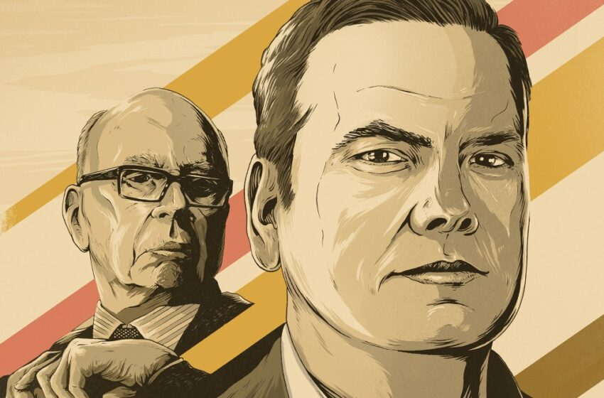 HORRIBLE Reasons Behind FOX News CEO Lachlan Murdoch Fled Back To Australia With His Family