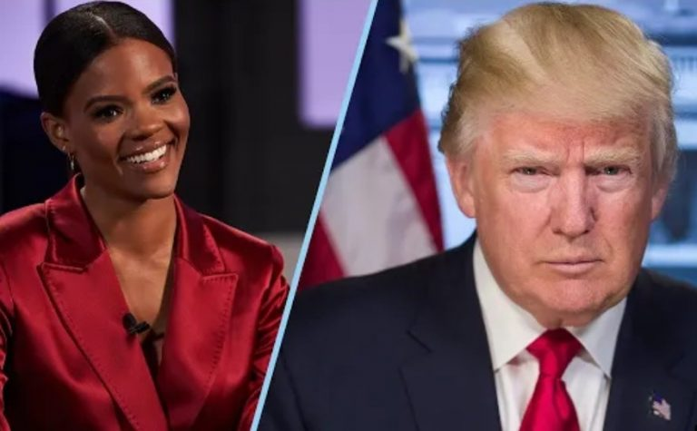 Trump/Owens 2024? Candance Owens Asks President Trump If She Could Be His VP, Trump Responds