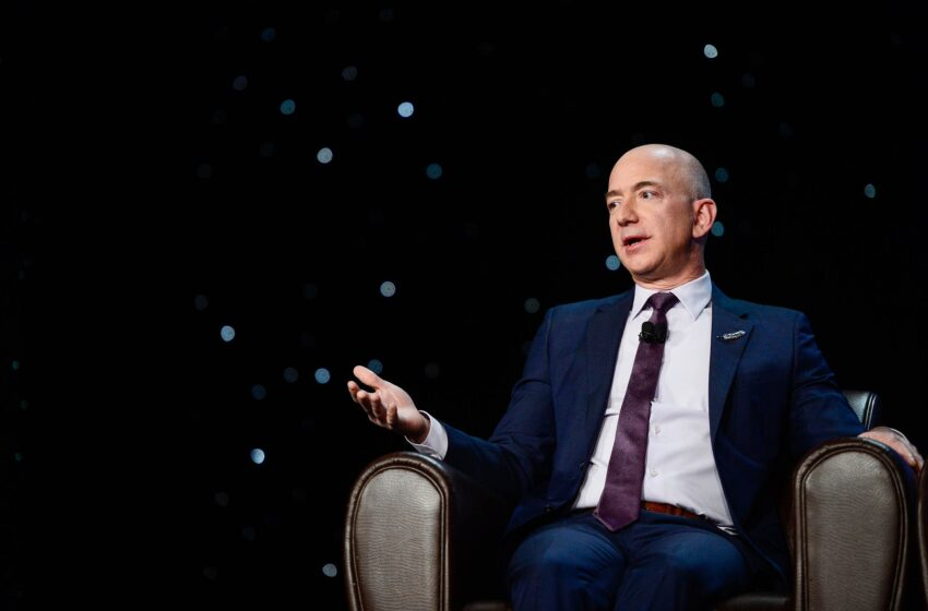 Why Is Your Government Giving Jeff Bezos $10 BILLION To Go To Space?