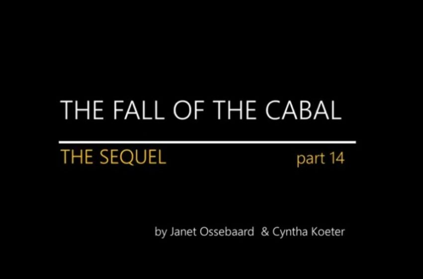 THE SEQUEL TO THE FALL OF THE CABAL – PART 14