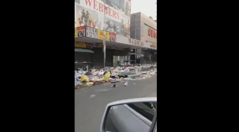 Is the World Sadly Headed for This? South Africa – An Apocalyptic Nightmare