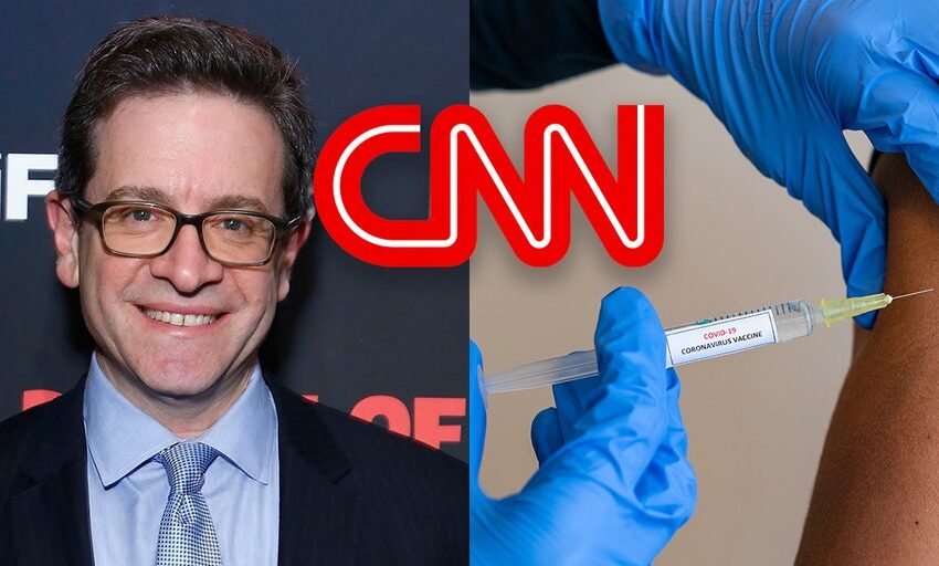 CNN Political Analyst Says It's Time to Make Vaxinations and Vaxx Passports Mandatory