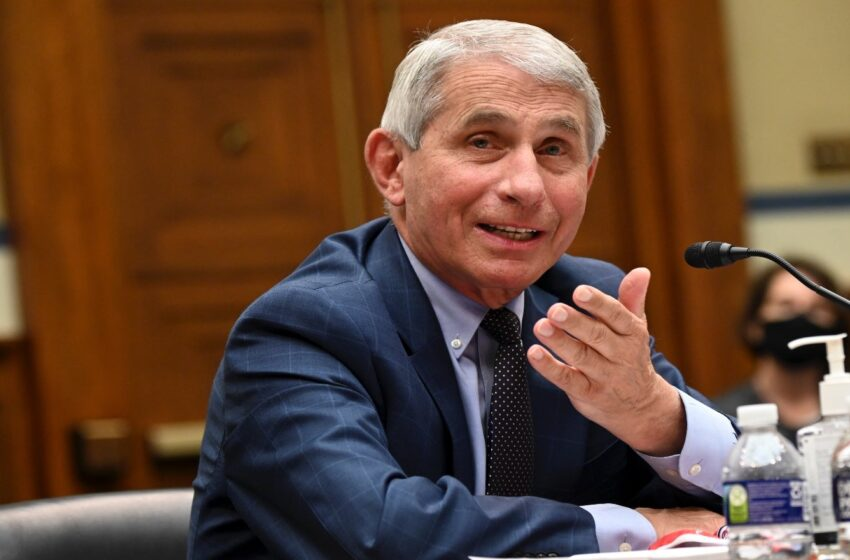 Fauci Says Vaxines Should Be Mandated Locally