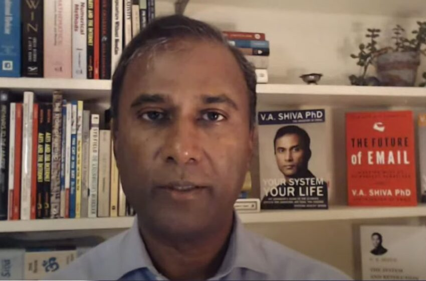 Dr.SHIVA Live: Why Big Pharma Needs Forced Vaxinations