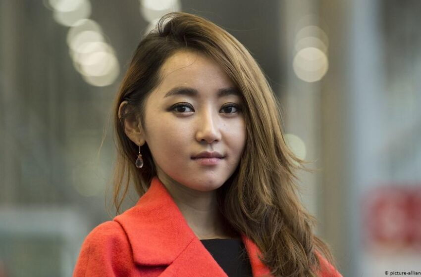 """Yeonmi Park Is a North Korean Human Rights Activist, and Author of """"In Order To Live: A North Korean Girl's Journey to Freedom."""""""