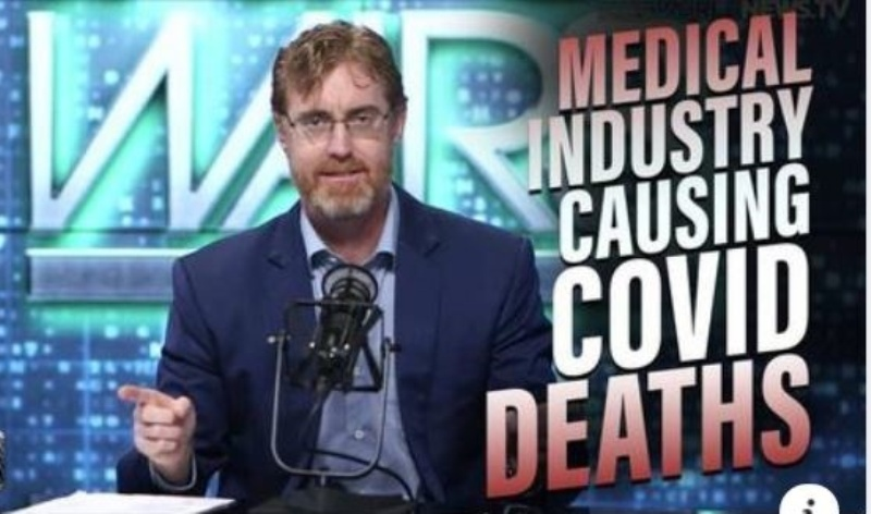 Dr. Ardis: The Medical Industry Is Responsible for 'Cov 19' Deaths, Not Virus