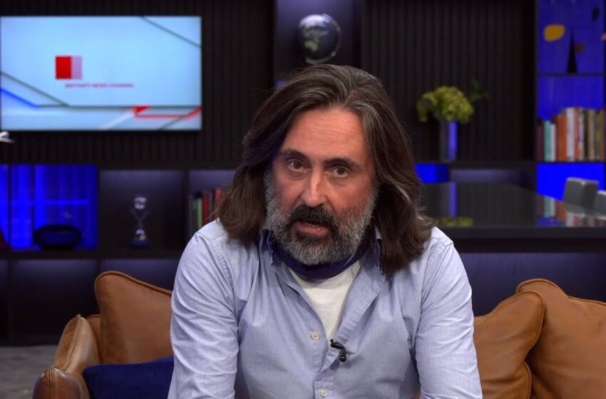 Neil Oliver: I'm Convinced I'm Living Through a Waking Cov Nightmare That Keeps Getting Worse