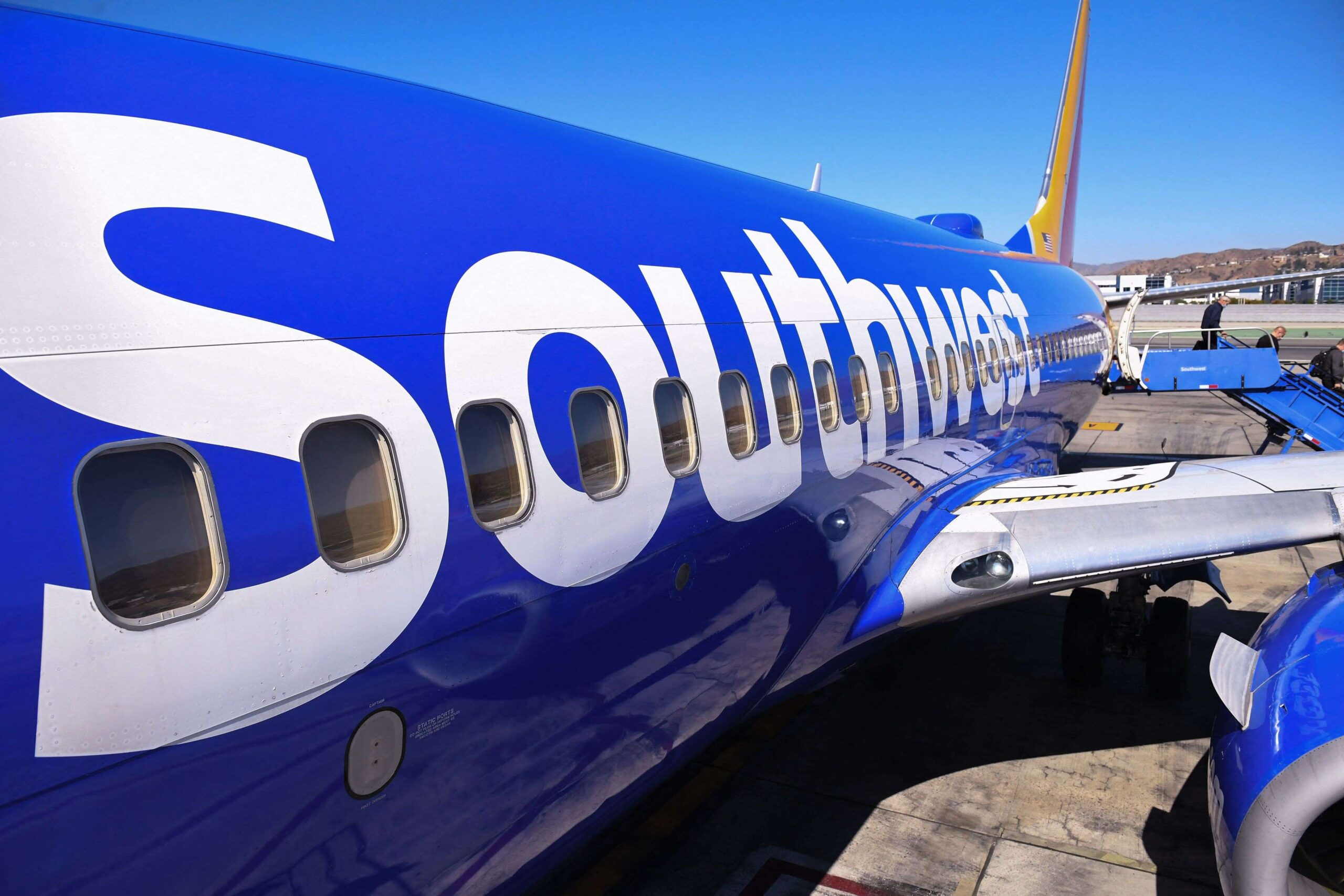 Southwest Airlines Cancels 1,800 Flights As Speculation Swirls