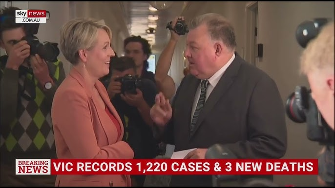 Clive Palmer Interview With Paul Gleeson Part 1