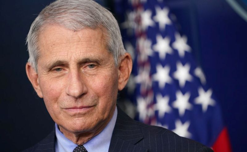 Dr. Fauci Forced To Sit in Silence As Interview Lists Reasons He's a Fraud